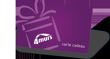 Carte cadeau 4murs - Ou acheter du papier cadeau ...