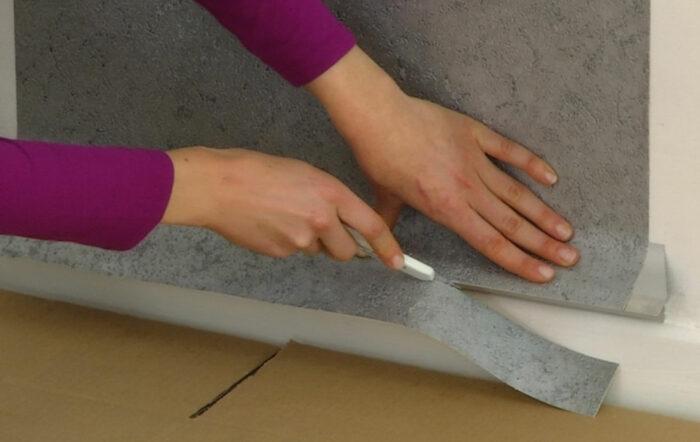 Pose Du Papier Peint Classique Ou Vinyle 4murs