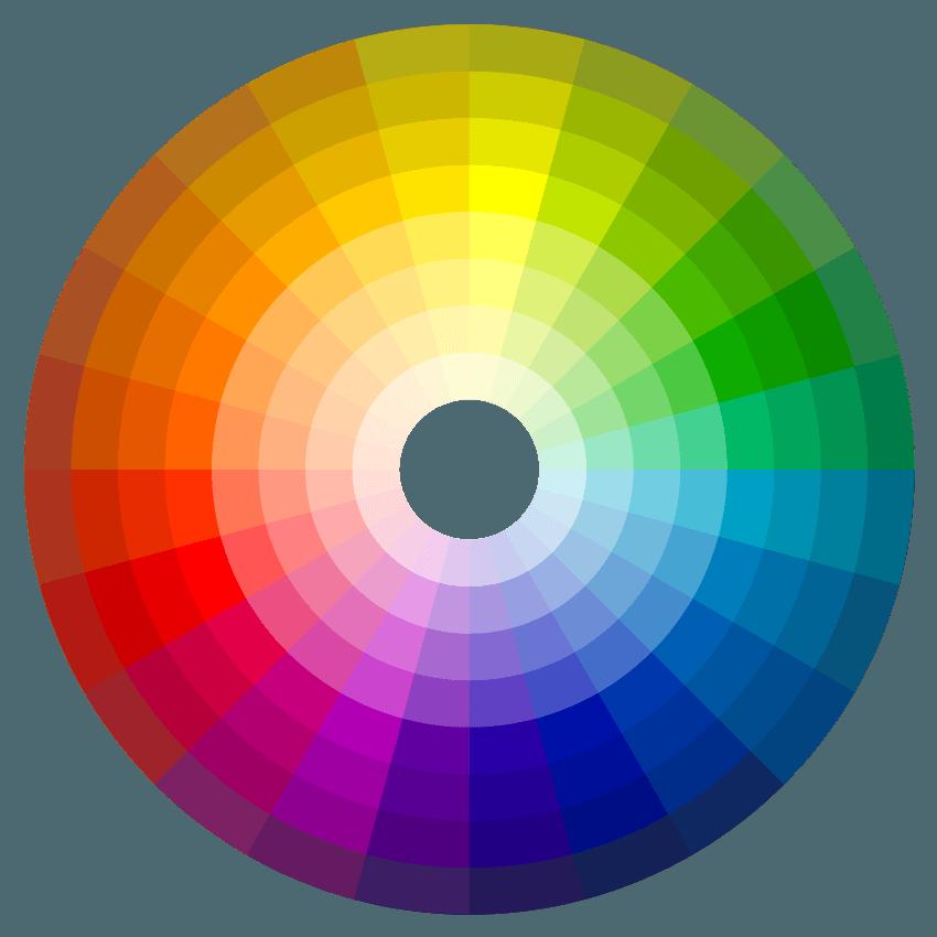4murs Dossier Couleurs Le Cercle Chromatique
