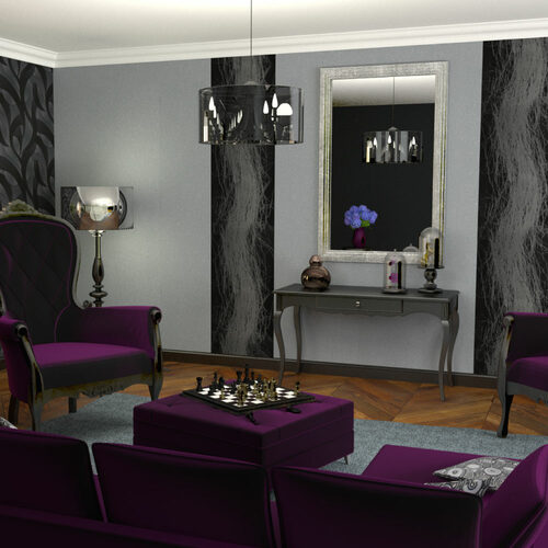 mag d co 4murs. Black Bedroom Furniture Sets. Home Design Ideas