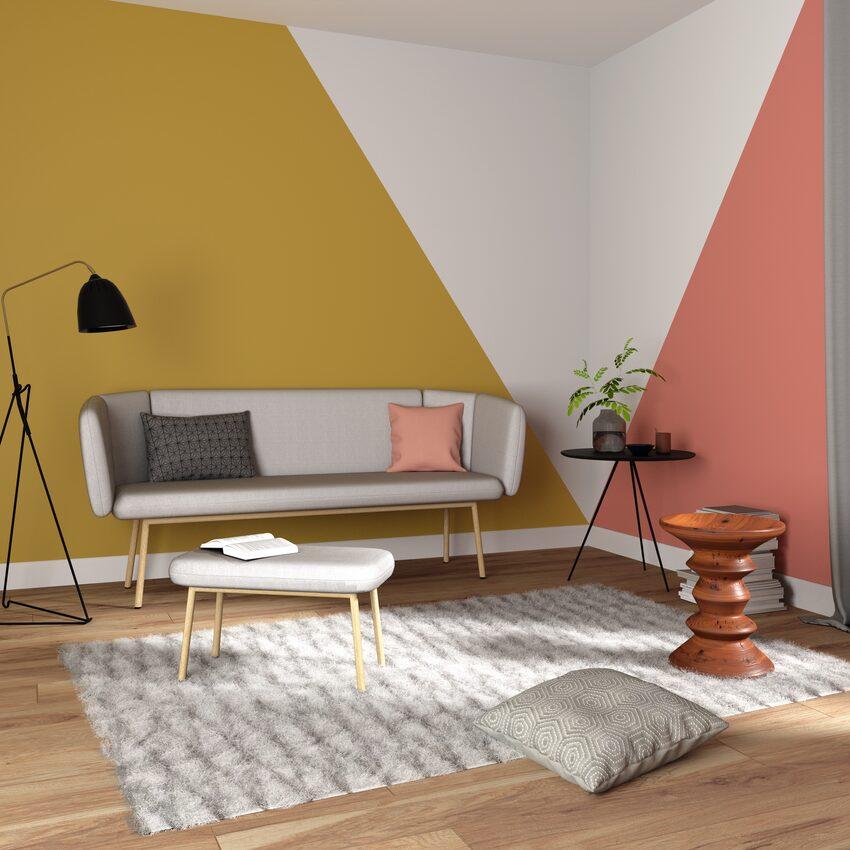 dossier couleurs comment associer la teinte jaune. Black Bedroom Furniture Sets. Home Design Ideas