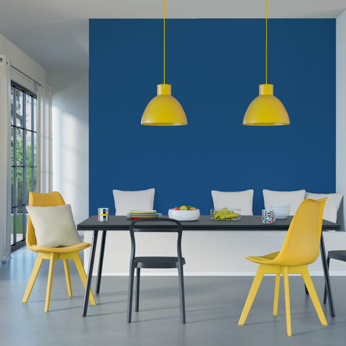 COLOUR-MATCH: How to use electric blue