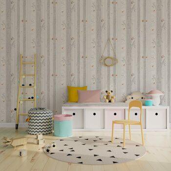 Les tendances papier peint de 2019 suivez le guide 4murs - Papier peint 4 murs salon ...