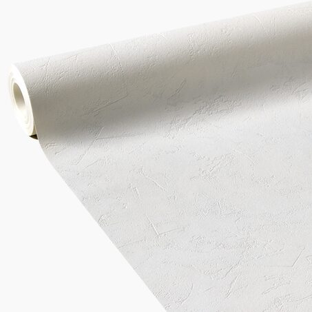 Non-woven wallpaper RAVENNE colour white