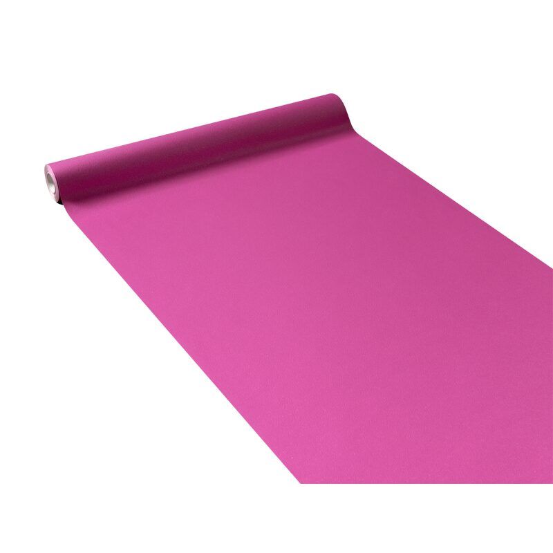 Papier peint HOLLYWOOD STAR UNI coloris rose pinky