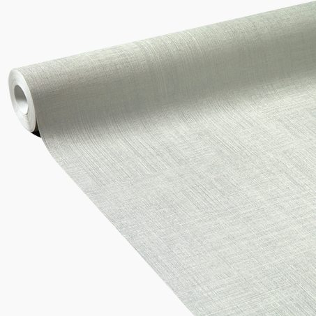 Non-woven wallpaper LIBERTA colour linen grey