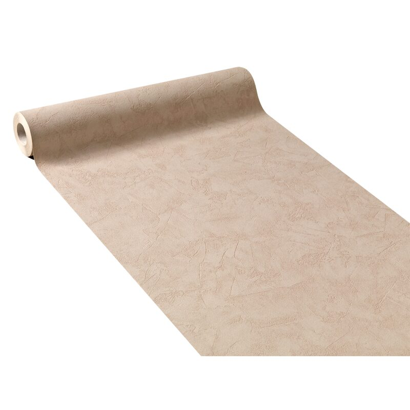 Non-woven wallpaper RAVENNE colour clay beige