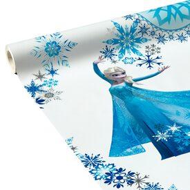 papier peint reine des neiges coloris blanc bleu neige papier peint 4murs. Black Bedroom Furniture Sets. Home Design Ideas