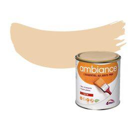 peinture finition ambiance acrylique p che satin 0 5 l peinture 4murs. Black Bedroom Furniture Sets. Home Design Ideas