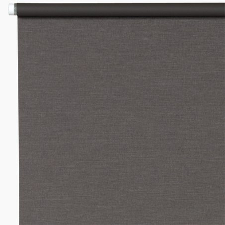 Store enrouleur EASY ROLL OCCULTANT coloris gris anthracite 62 x 170 cm