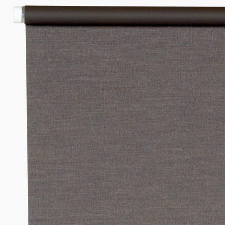 Store enrouleur EASY ROLL OCCULTANT coloris gris anthracite 42 x 170 cm