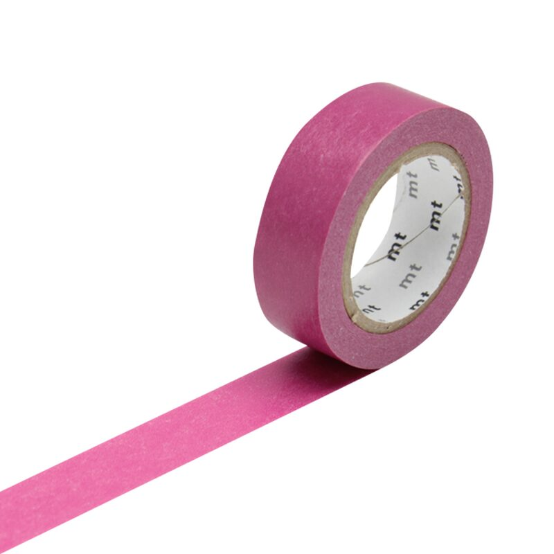 Masking tape UNI coloris lie de vin