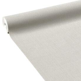 Intiss ivar coloris gris perle gris moyen papier peint for Papier peint couleur lin