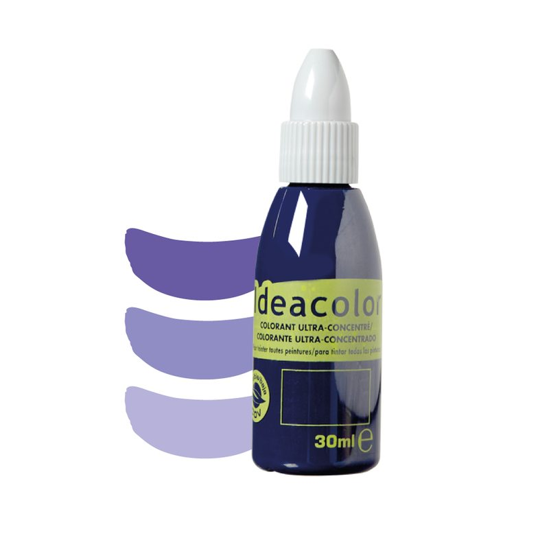 Tinting Paint COLOURANT Acrylic violet 0,03 L