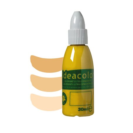 Tinting Paint COLOURANT Acrylic yellow oxide 0,03 L