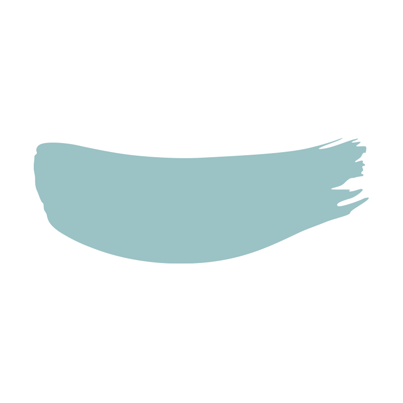 Multi-surface Paint SAPHYR Alkyd sky blue Satin 2,5 L