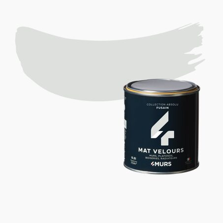 Finishing Paint ABSOLU Acrylic charcoal Matte 0,5 L