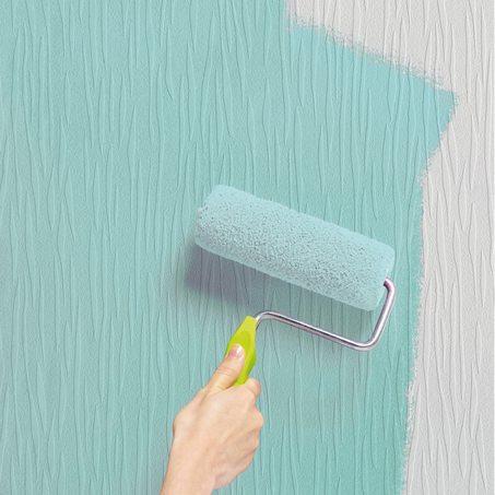 fibre peindre expans e sur intiss vague fibre a peindre 4murs. Black Bedroom Furniture Sets. Home Design Ideas