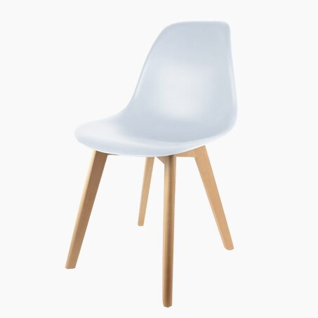 Chaise NABIA coloris blanc