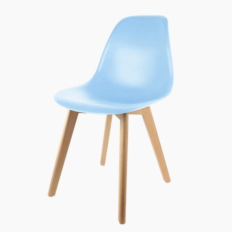 Chair NABIA colour blue