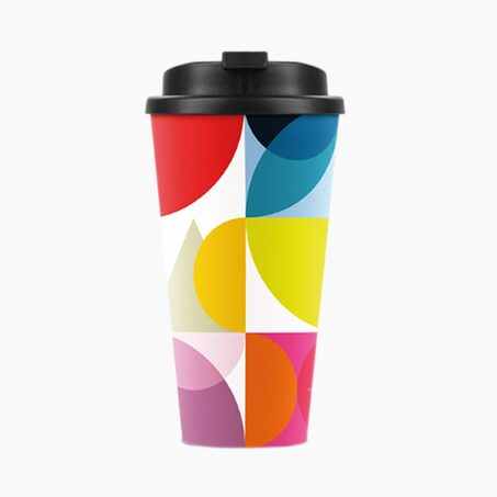Mug SOLENA coloris multicolore