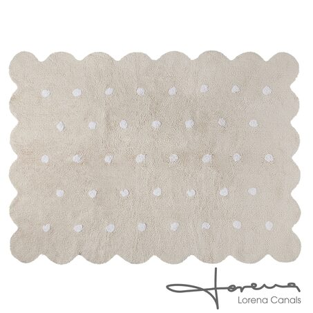 Tapis GALLETA coloris beige