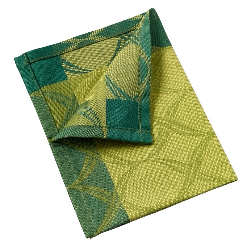 Set de table TWIRL coloris vert lime 35 x 45 cm