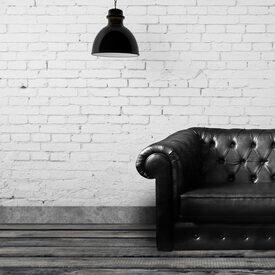 plinthe d co carreaux de ciment coloris gris g n rique 4murs. Black Bedroom Furniture Sets. Home Design Ideas