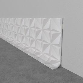plinthe d co alu bross coloris alu g n rique 4murs. Black Bedroom Furniture Sets. Home Design Ideas