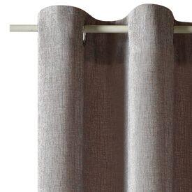rideau miro coloris beige 140 x 240 cm rideau 4murs. Black Bedroom Furniture Sets. Home Design Ideas