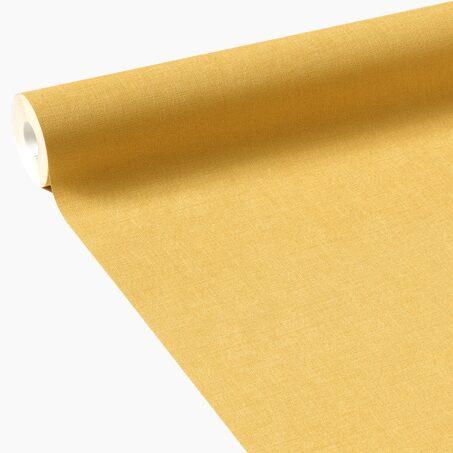 papier peint intiss opal coloris jaune moutarde papier peint 4murs. Black Bedroom Furniture Sets. Home Design Ideas