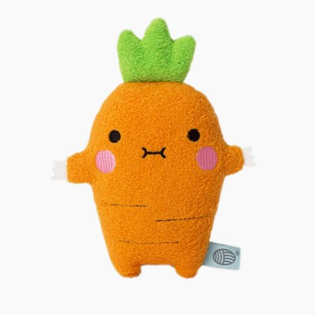 Peluche RICECRUNCH coloris orange