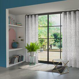 rideaux rideaux textiles d co 4murs. Black Bedroom Furniture Sets. Home Design Ideas
