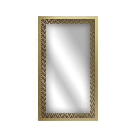 Rideau grazia coloris vert meraude 135 x 240 cm rideau for Miroir 4 murs