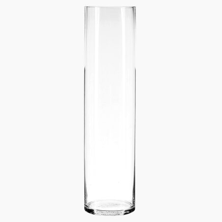 Vase CYLINDRE coloris transparent