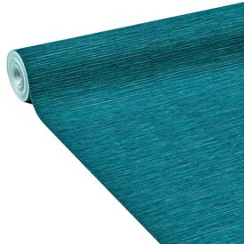 intiss cura ao coloris bleu p trole bleu moyen papier peint 4murs. Black Bedroom Furniture Sets. Home Design Ideas
