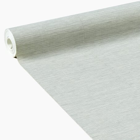 Non-woven wallpaper CURAÇAO colour pearl grey