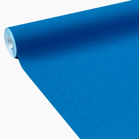 Non-woven wallpaper NEW INFINITY colour electric blue