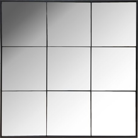 Miroir Industriel EUGENE 80 X Cm