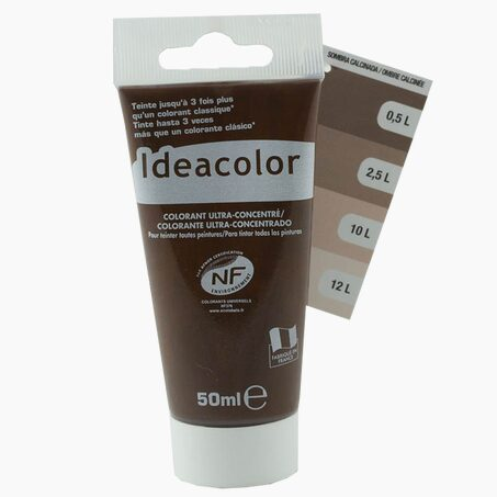 Tinting Paint COLOURANT Acrylic calcined shadow 0,05 L