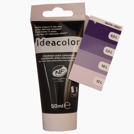 Tinting Paint COLOURANT Acrylic violet 0,05 L