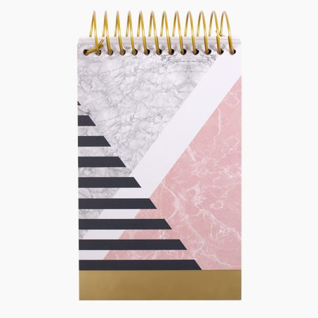 Notebook TESSA colour pink