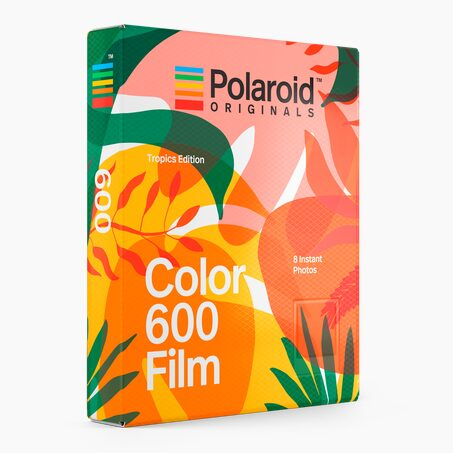 Photographie FILM TROPICS EDITION X POLAROID coloris Multicolore