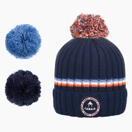 Beanie cap MANHATTAN colour blue