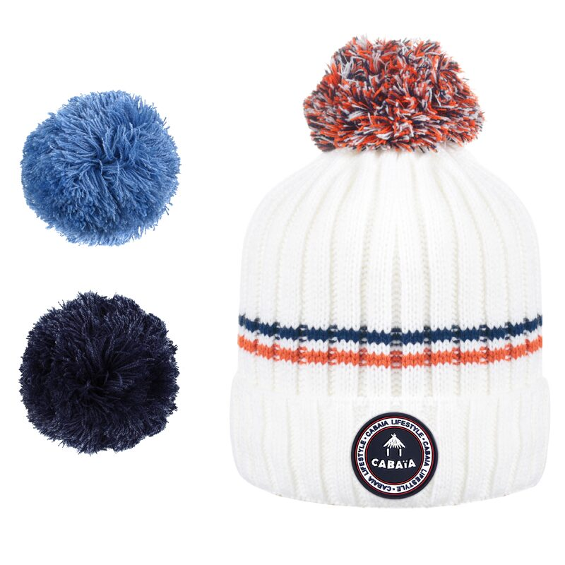 Bonnet MANHATTAN coloris Blanc