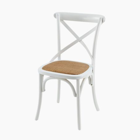 Chair BISTROT colour white