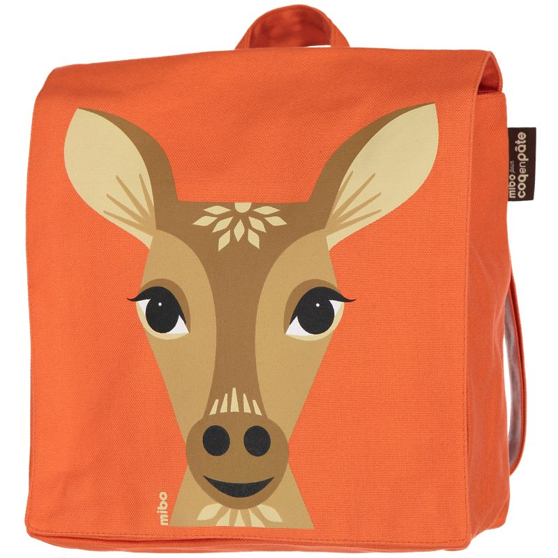 Sac à dos BICHE coloris orange