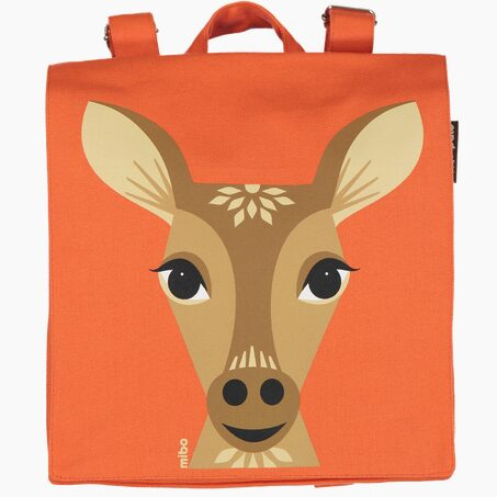 Backpack DEER colour orange