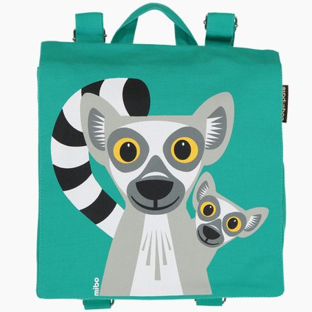 Backpack LEMUR colour turquoise
