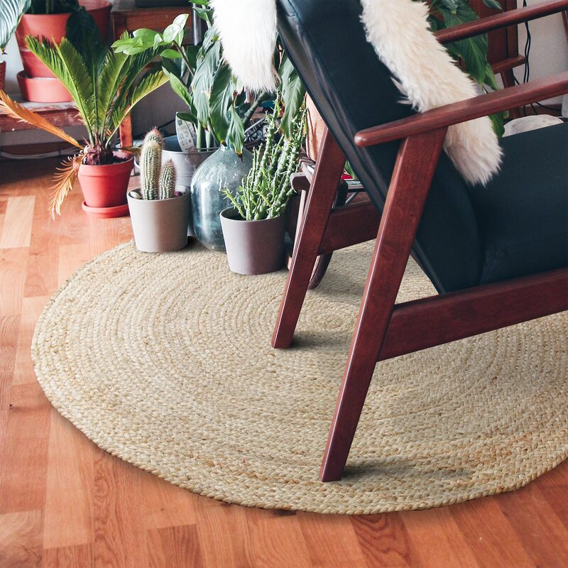 Tapis TOSSA coloris naturel